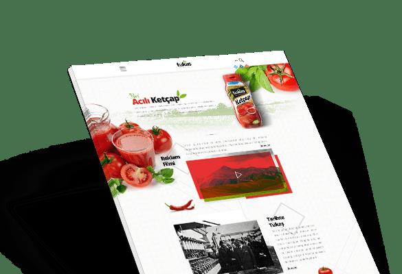 TUKAŞ | Web Tasarım