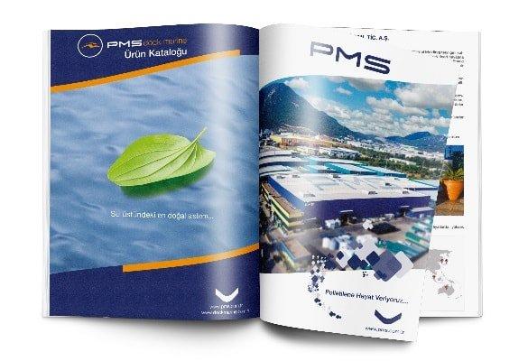PMS | Katalog Tasarımı